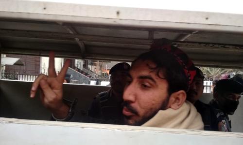 منظور پشتین کی ضمانت کی درخواست مسترد، ڈی آئی خان جیل منتقل کرنے کا حکم
