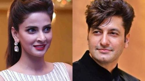 Syed Jibran is making his big screen debut alongside Saba Qamar