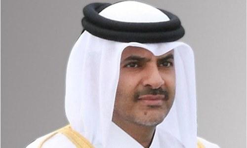 امیر قطر نے شیخ خالد کو نیا وزیر اعظم مقرر کردیا