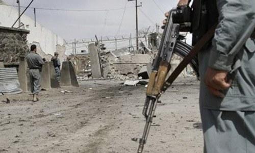 Taliban assault on Afghan police base kills 11