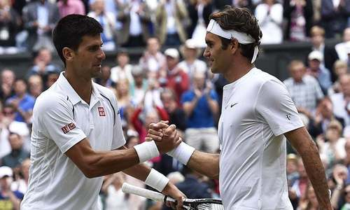 'Roger is Roger' — Djokovic not underestimating ageless great