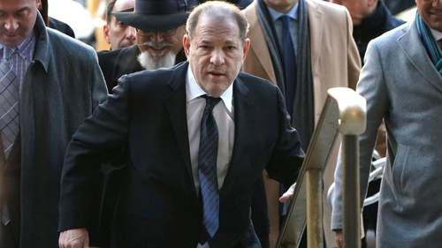 Two more accusers will testify against Harvey Weinstein