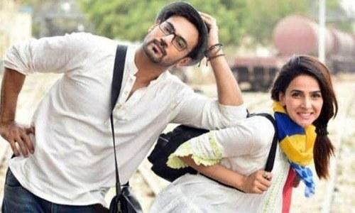 سید جبران کے بعد ایک اور اداکار صبا قمر کی فلم میں کاسٹ