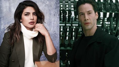 Priyanka Chopra might be joining Keanu Reeves in The Matrix 4