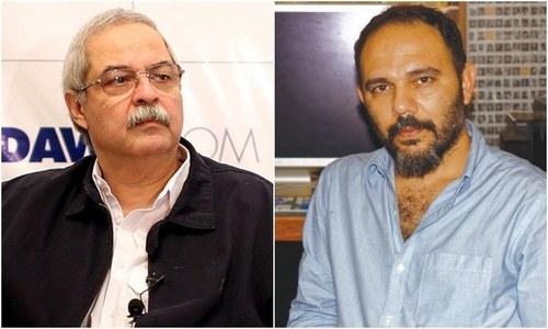 حمید ہارون نے جامی کے خلاف سندھ ہائی کورٹ میں مقدمہ دائر کردیا