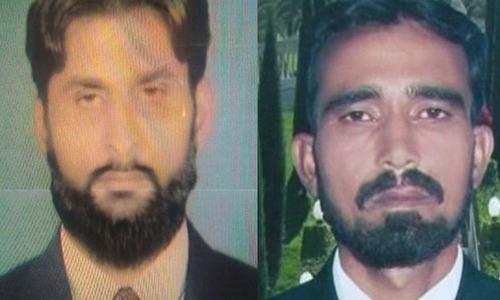 سانحہ یوحنا آباد: 2 افراد کو زندہ جلانے کے مقدمے میں تمام 40 ملزمان بری