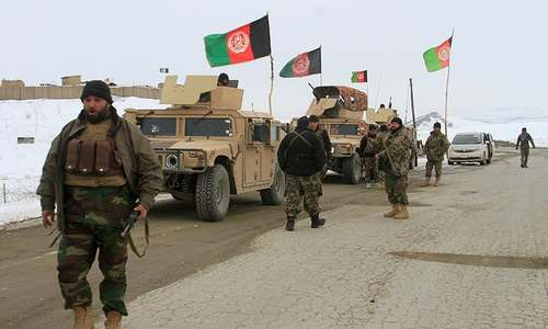 Taliban kill 29 Afghan security personnel in renewed clashes