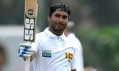 Sangakkara to lead MCC squad on Pakistan visit