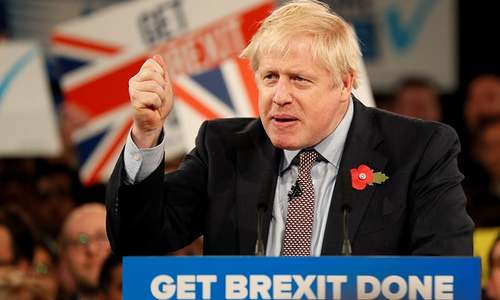 'New dawn' Brexit to do list: money, charming Trump and making friends