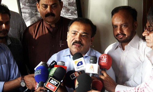 MQM-P accuses PPP of fuelling communal hatred in Sindh