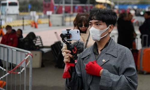 China virus causes scare for India's smartphone makers