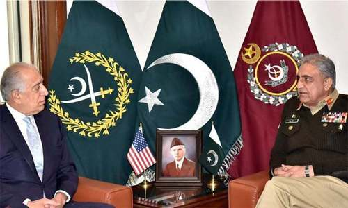US thanks Pakistan for facilitating Afghan peace process