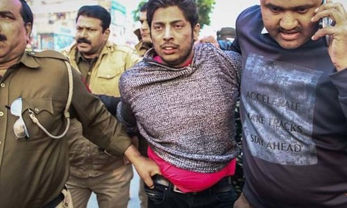Suspected Hindu radical fires at protesters in India, in 2nd such incident in three days