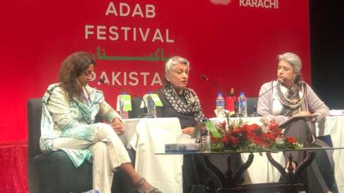 Public spaces, urban planning and corruption discussed at Adab Fest Day 2