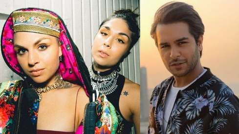 Asim Azhar's collaboration with EDM band Krewella is out