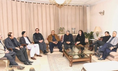 PML-Q refuses to hold talks with new PTI team