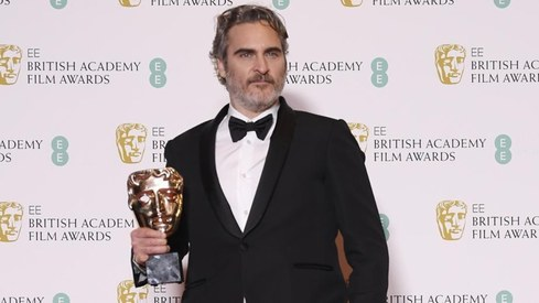 Joaquin Phoenix calls out systemic racism while 1917 wins big at BAFTA awards