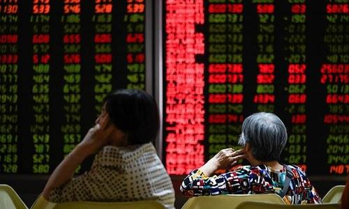 China stocks crash on virus fears after long market break