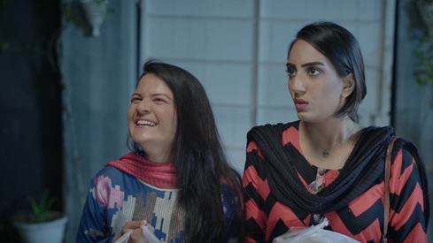 Teeli has a new web series coming out about women in Pakistan