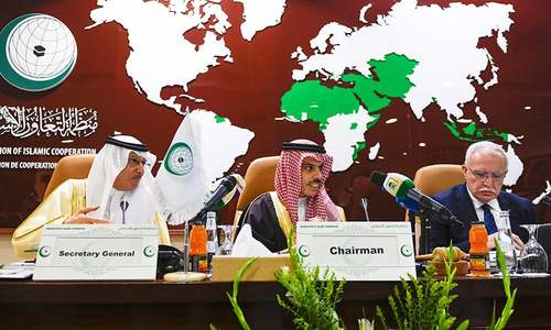 OIC rejects Trump's Mideast plan, tells member states not to 'enforce it in any way or form'