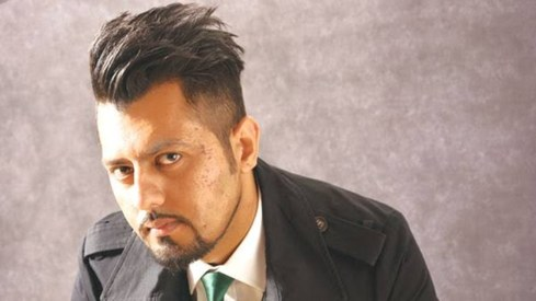 Filmmaker Shehzad Hameed is working on a documentary about climate change