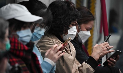 Hong Kong reports first death of coronavirus patient as death toll rises to 425