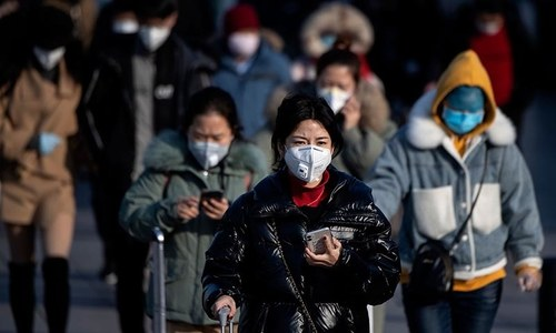 Have a good cry but if that doesn't work, buy a punching bag — expert tips for virus-stressed China