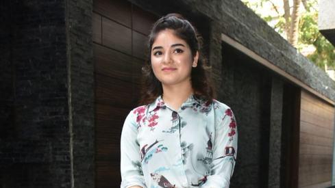 Kashmiri voices have been silenced, says Zaira Wasim