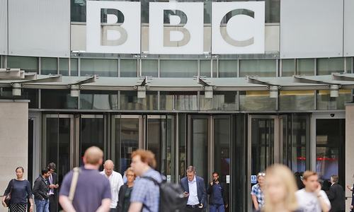 Alarm over BBC future as UK proposes fee changes