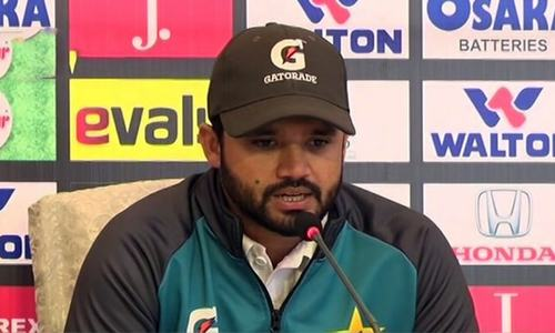 Pakistan not taking Bangladesh lightly, says Test captain ahead of tomorrow's match