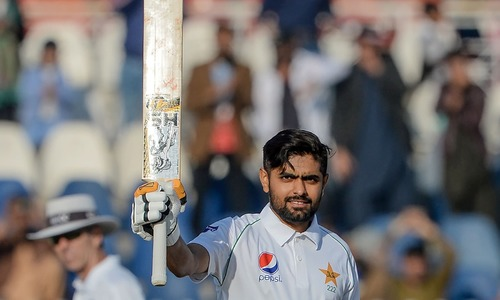 Pakistan 342-3 as Babar, Shan hit tons vs Bangladesh on day two of 1st Test