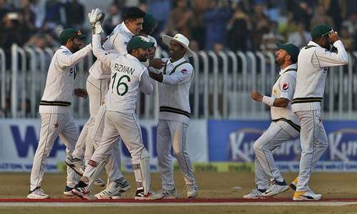 Naseem breaks hat trick record as Bangladesh face defeat in first Test against Pakistan