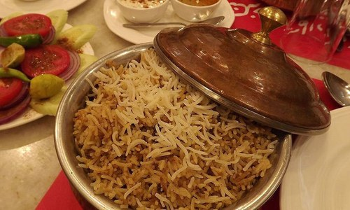 BJP, biryani and a dark secret