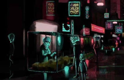Pakistan's first cyberpunk short film depicts a bold interpretation of our reality