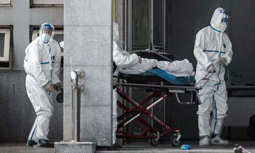 Coronavirus case detected at British doctors' practice, reports BBC