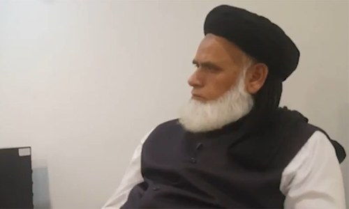 Kifayatullah gets pre-arrest bail in assault case