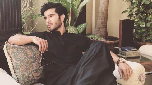 Feroze Khan has deactivated his Instagram once again