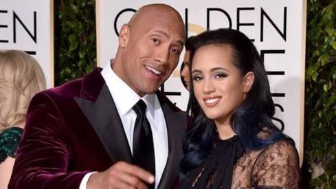 Simone Johnson aka The Rock's daughter begins training for WWE
