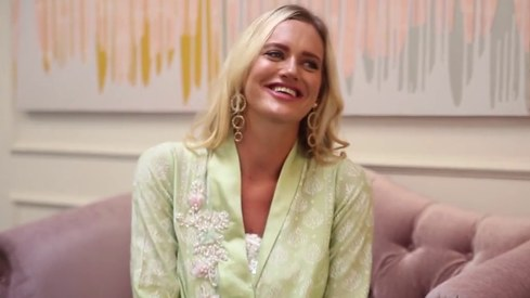 Shaniera Akram reveals what it's like working on her debut film
