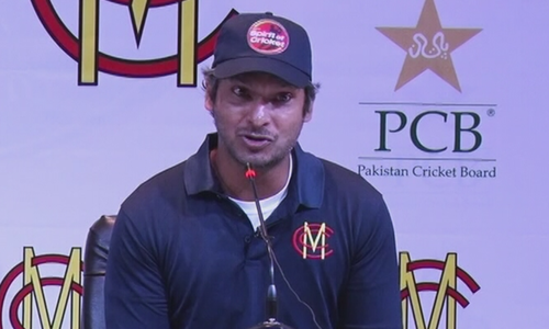 Security a concern everywhere, not just in Pakistan: Kumar Sangakkara