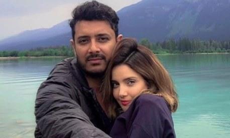 Armeena Rana Khan got married to her childhood sweetheart on Valentine's Day