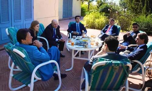 Princess Beatrice of York, former EU leaders visiting Pakistan for ski trip