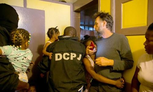 ہیٹی: یتیم خانے میں آتشزدگی سے 15 بچے ہلاک