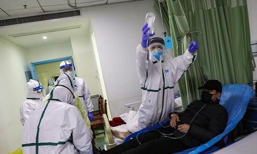 ایشیا سے باہر کورونا وائرس سے پہلی ہلاکت