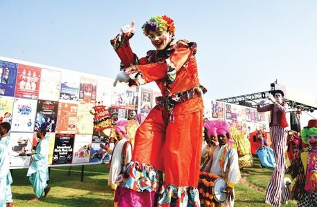 Rafi Peer puppet festival gives Karachi an activity other than dining out