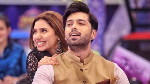 Mahira Khan and Fahad Mustafa have wrapped up shooting for Quaid-e-Azam Zindabad