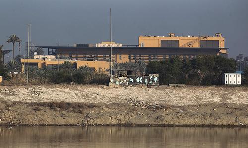 عراق میں امریکی فوج کے ٹھکانوں پر راکٹ حملے