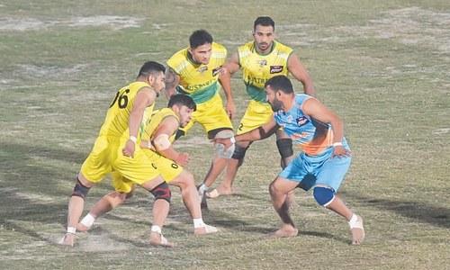 پاکستان کھیلوں کیلئے محفوظ ملک ہے، کپتان بھارتی کبڈی ٹیم
