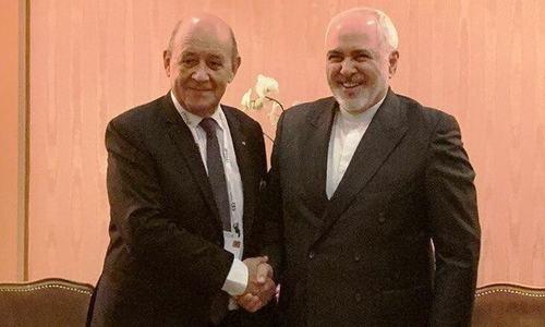 'یورپی یونین اپنا رویہ ٹھیک کرلے، ایران جوہری معاہدے کی پابندی کیلئے تیار ہے'