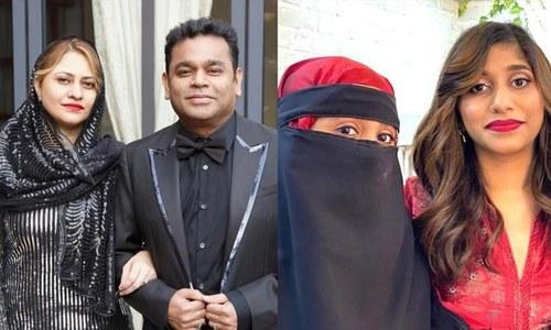 اے آر رحمٰن کی بیٹی کے حجاب پر تنقید، بنگلہ دیشی مصنفہ کو مہنگی پڑگئی